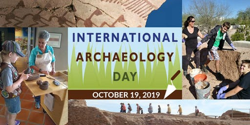 International Archaeology Day 2019