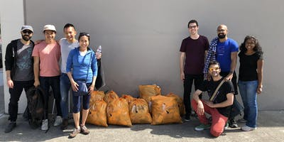 Help clean up the streets of the Castro!