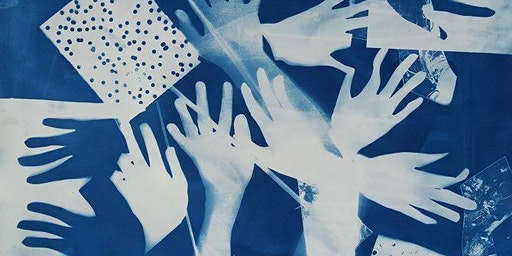 The Sun as Camera: Cyanotype Printing at Block Fest