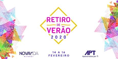 RETIRO DE VERÃO - APT 2020 ingressos