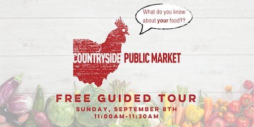 Countryside Public Market- Free Tour