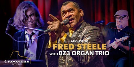 Fred Steele with BZ3 Organ Trio tickets