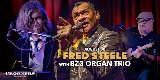 Fred Steele with BZ3 Organ Trio