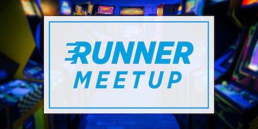Runner Meet Up-Pinballz