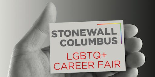 Employer Registration for Stonewall Columbus LGBTQ+ Fall Career Fair