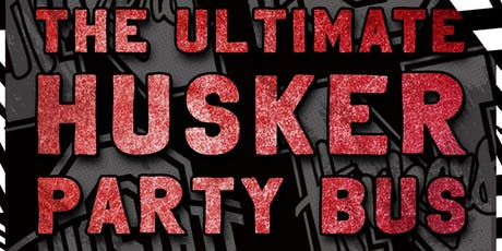 Husker Party Bus tickets