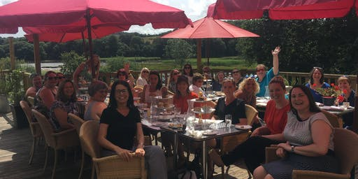 Ladies in Business Lunch - Aug - Passage House HOTEL