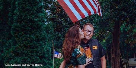American Couple Comedy Night feat. Jarrod Harris & Lace Larrabee tickets