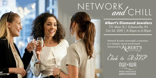 Network & Chill: Albert's Diamond Jewelers