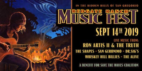 Redgate Ranch Music Fest 2019 tickets
