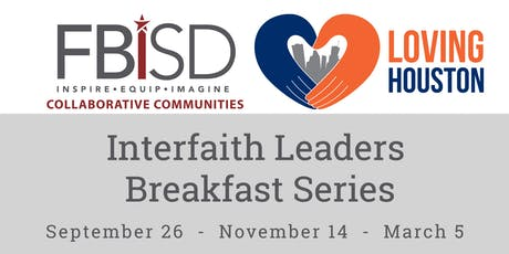 FBISD Interfaith Leaders Breakfast Series tickets