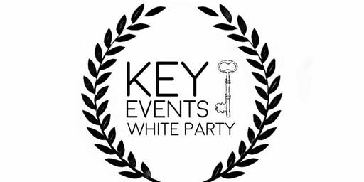 KEY EVENTS- THE WHITE PARTY
