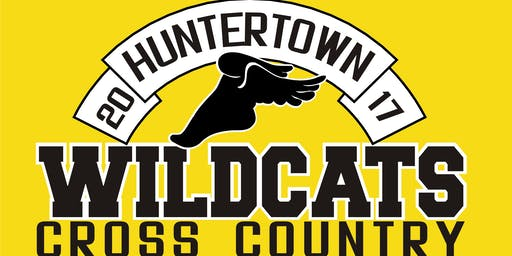 2019 Huntertown Elementary Cross Country TEAM Registration