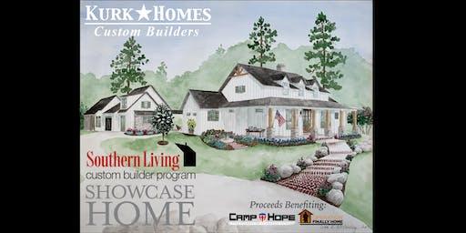 Southern Living Showcase Home Tour - The Kurk Homes
