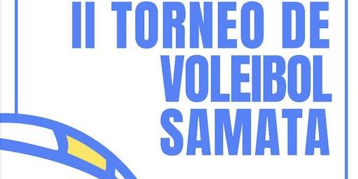II TORNEO VOLEY SAMATA LA CALA DE MIJAS