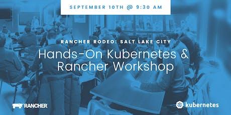Rancher Rodeo Salt Lake City tickets