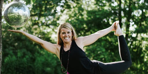 Disco Yoga - In Support of McMahon Ryan Child Advocacy Center