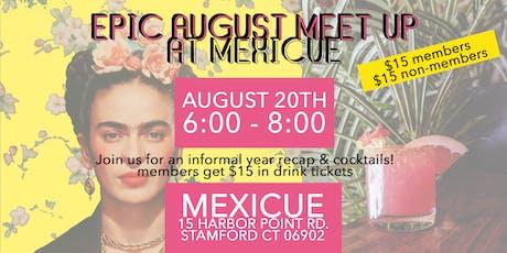 EPIC August Meet-Up tickets