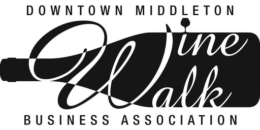 Downtown Middleton's 2019 Fall  Wine Walk