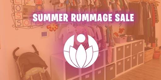 Beanstalk Rummage Sale