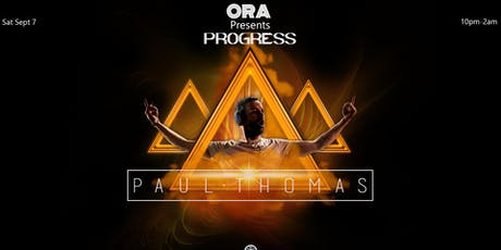 Paul  Thomas  at Ora tickets