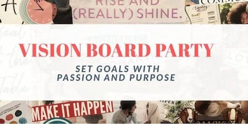 Brunch and Board - Donation Based Vision Board Gathering at AFA