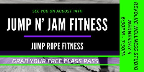 Jump N Jam Fitness  tickets