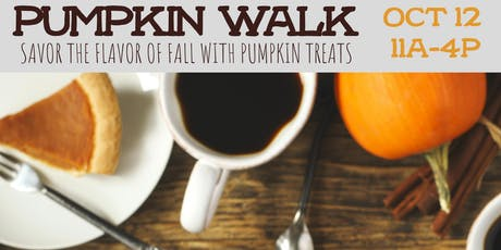 Pumpkin Walk tickets