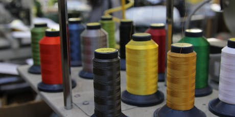 How to Manufacture Locally for Apparel and Sewn Products tickets