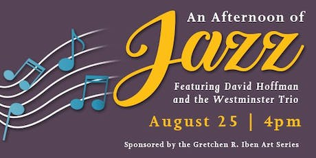 An Afternoon of Jazz tickets