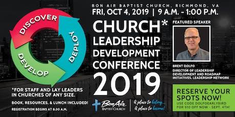 Church Leadership Development Conference tickets