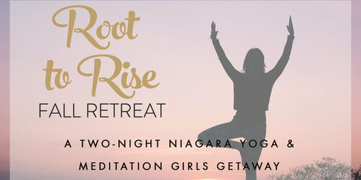 Women's October Yoga & Meditation Retreat Niagara