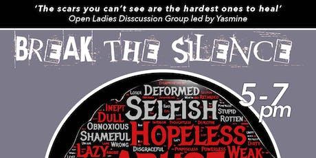 Break The Silence tickets