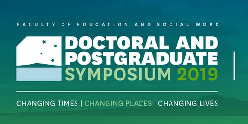 Present at the Doctoral and Postgraduate Symposium 2019