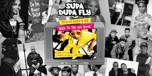 Supa Dupa Fly x Back to the Old Skool x Brixton