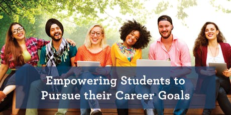 Empowering Students to Pursue their Career Goals tickets