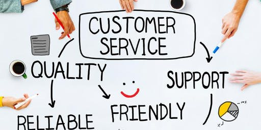 Community Futures Wood Buffalo Presents:  Customer Service Workshop