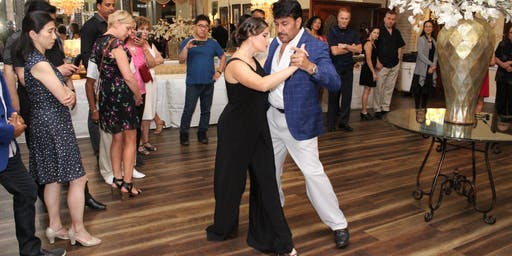 3 Hour Tango Intensive Program at PCCH (OCT)