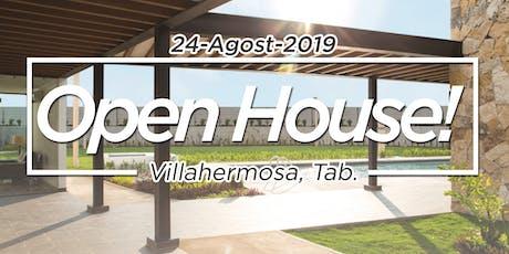 Open House - Villa Brisa entradas