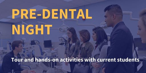Predental Night UIC College of Dentistry