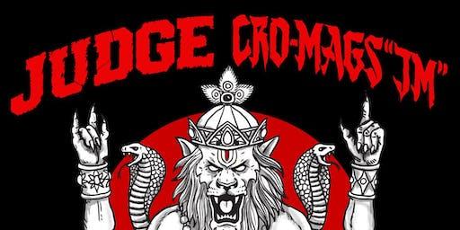 Judge + Cro-Mags