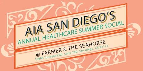 Healthcare Design Summer Social tickets