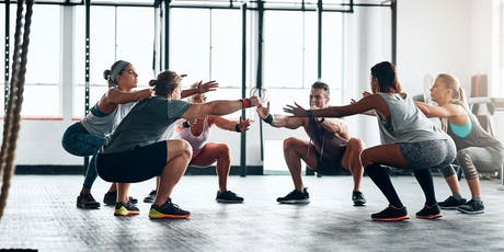Free Group Fitness! tickets