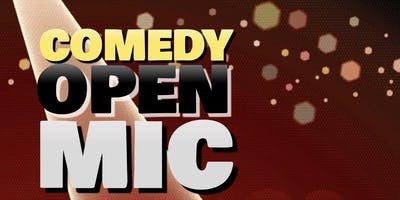 Fredericksburg Comedy Zone at Central Station Presents: Comedy Open Mic