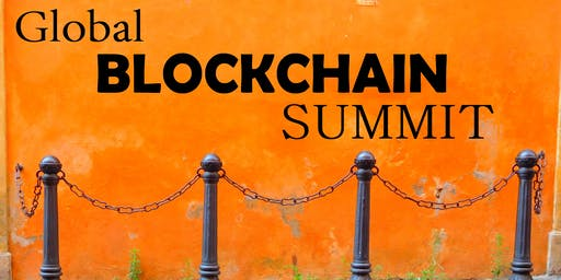 Global Blockchain Summit, October 3rd and 4th, 2019
