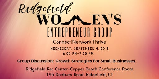 Ridgefield Women's Entrepreneur Group