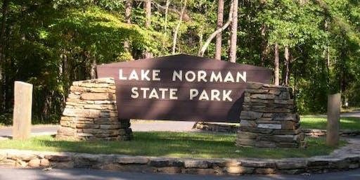 Lake Norman Camping Trip