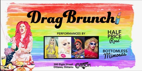 Pride Weekend Drag Brunch - COMMON Eatery tickets