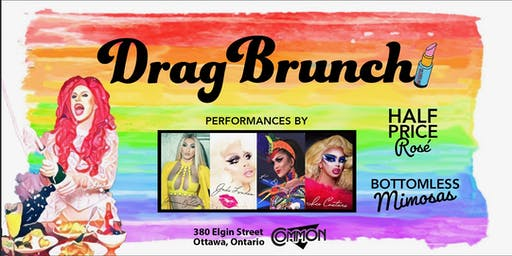 Pride Weekend Drag Brunch - COMMON Eatery