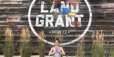 Modo Yoga at Land Grant  tickets